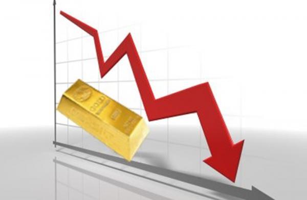 انخفاض أسعار الذهب مع صعود الدولار وعوائد السندات