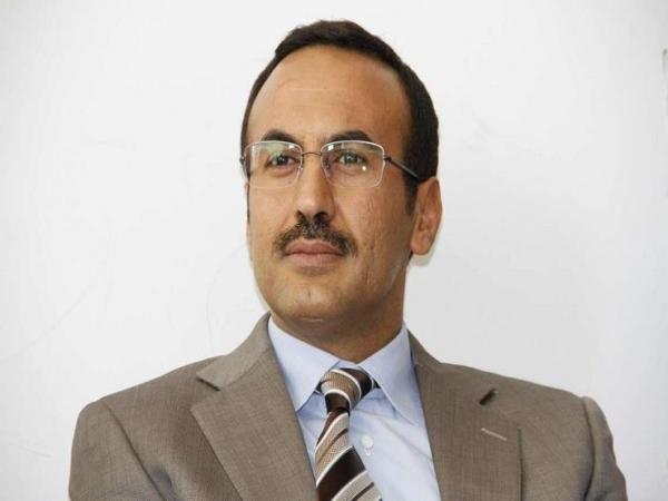 أحمد علي عبدالله صالح حفظة الله  يلتقي بالسفير والمبعوث الامريكيين لليمن