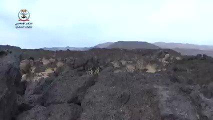 فيديو يوثق معارك عنيفة في جبهة الكسارة وتدمير اطقم عسكرية
