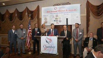 شاب يمني في امريكا أول عربي يصل إلى منصب قائد في شرطة نيويورك