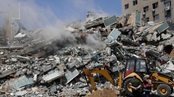 المتحدثة باسم البيت الأبيض تتجنب الإجابة عن «جرائم حرب» إسرائيلية