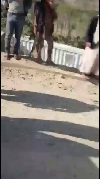 فيديو يكشف ماذا حدث بصنعاء