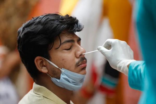 الهند تعلن تسجيل أول 20 إصابة بسلالة جديدة من فيروس كورونا «دلتا بلس»