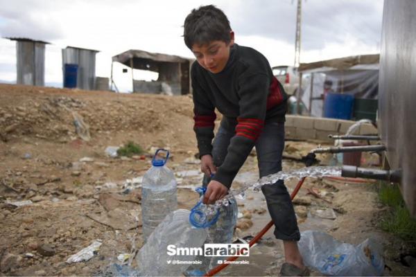 منظمة يونيسيف: اللبنانيون سيُحرمون من مياه الشرب خلال 4 أو 6 أسابيع.