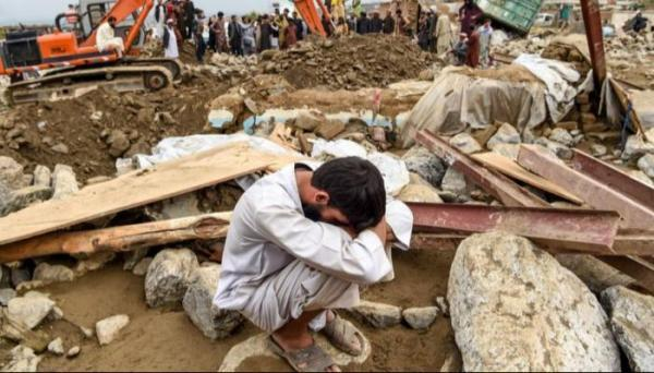 سقوط 40 قتيلا و150 مفقودا جراء الفيضانات