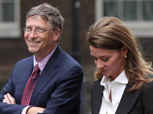 انتهاء أحد أشهر الطلاقات في التاريخ بين بيل غيتس وميليندا و60 مليار تعويضا لها