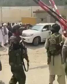 شاهد فيديو: عودة تنظيم القاعدة والظهور الأول العلني له في أفغانستان
