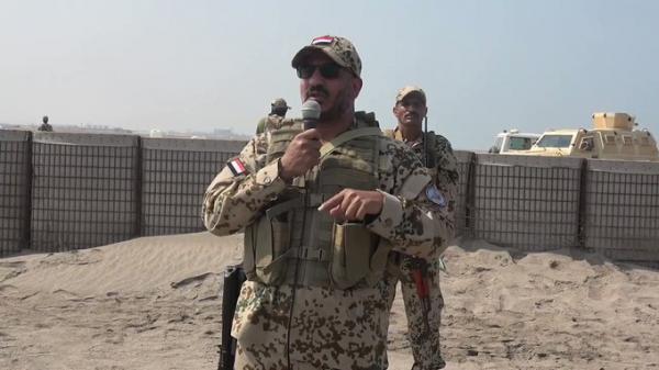 طارق صالح يتحدث عن مبادرة الحوثي وماذا يريد من مأرب ! (فيديو)
