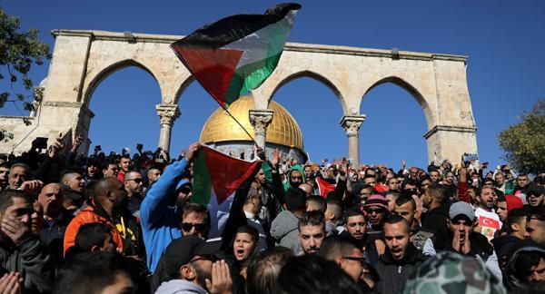 إسرائيل تتهم أردوغان بالتآمر عليها من داخل القدس