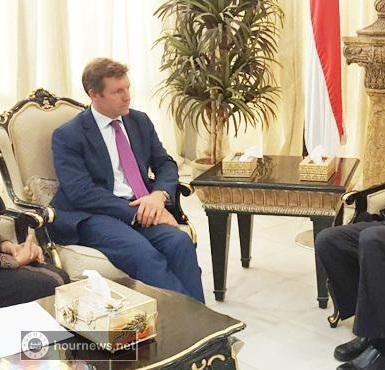 السفير البريطاني يكشف قبل دقائق من الآن عن شيء مقلق جداً في اليمن (النص)