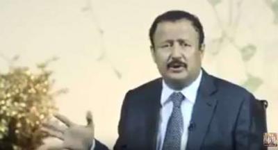 فيديو .. حمود الصوفي يرثي صالح بقصيدة (حزينة)