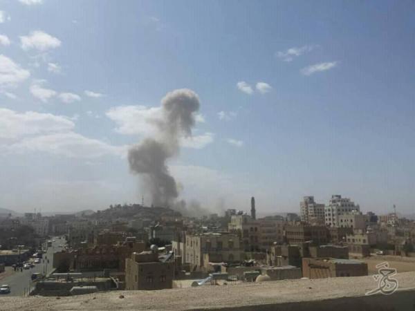 اخبار الساعة يكشف سببب الانفجار الذي وقت شمال صنعاء واسفر عن وقوع ضحايا