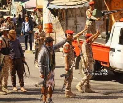 تفاصيل الأشتباكات العنيفةالتي اندلعت بشارع التحرير