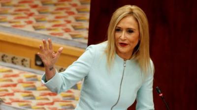 """استقالة رئيسة بلدية مدريد بعد ظهورها في فيديو """"وهي تسرق"""""""