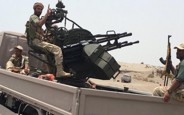 جماعة الحوثي تتلقى صفعة جديدة وتخسر مواقع استراتيجية أمام قوات حراس الجمهورية