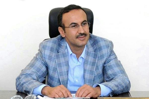 السفير احمد علي يوجه دعوة لليمنيين بشأن ما حدث امس واليوم باليمن