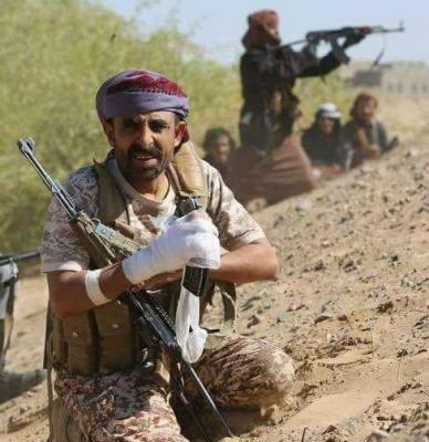 مقتل قائد لواء في جبهة ناطع بالبيضاء الاسم الصورة