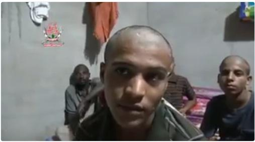 شاهد بالفيديو اعترافات اسرى الحوثيون الذين اسرتهم الوية العمالقة بمنطقة كيلو 16