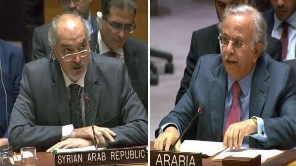 بالفيديو.. قضية خاشقجي تسبب مشادة بين السفيرين السوري والسعودي في الأمم المتحدة