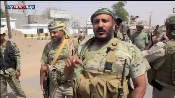ما هي الآية من القرآن الكريم التي استدل بها العميد طارق صالح لمحاربة الحوثيين (فيديو)