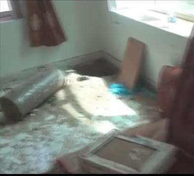 شاهد بالفيديو.. كيف تم إحباط محاولة للحوثيين تفجير عمارة سكنية داخل الحديدة