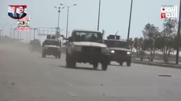 فيديو من داخل مدينة الحديدة لتقدم القوات المشتركة في الاحياء الشرقية من المدينة (شاهد)
