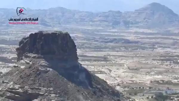 شاهد بالفيديو ضراوة المعارك في جبهة باقم بصعدة وسقوط مواقع جديدة