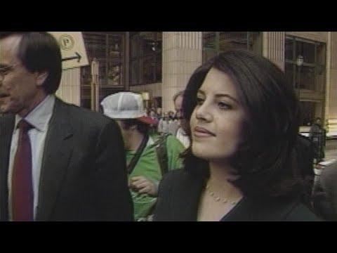 بعد 20 عاماً مونيكا تنهار وتكشف تفاصيل لأول مرة في الفضيحة الشهيرة مع كلينتون- فيديو