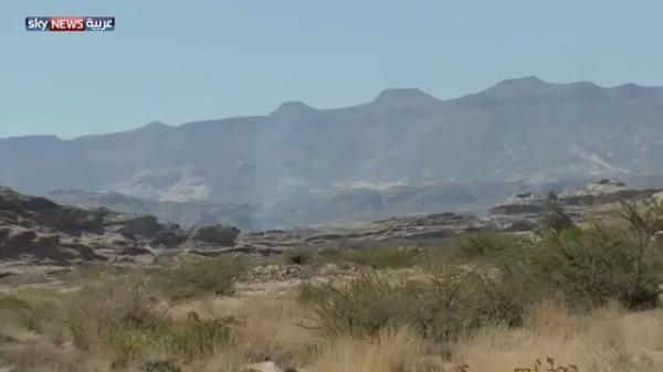 مقتل ثلاثة من كبار قيادات الحوثي في باقم في معارك اليوم (الاسماء + فيديو)