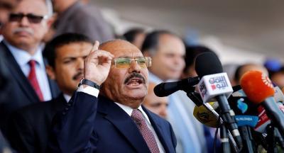 """محامي صالح :يطرح نقاط الى ولد الشيخ لتقديمها للحوثيين من اجل مفاوضات قادمة """"النقاط"""