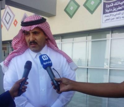 """عاجل: شاهد لحظة وصول السفير السعودي إلى مطار عدن, وهذا سبب وصوله """"تفاصيل"""""""