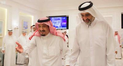 """صحف قطرية تنشر تسريبات """"خطيرة"""" منسوبة للشيخ عبدالله آل ثاني (فيديو)"""
