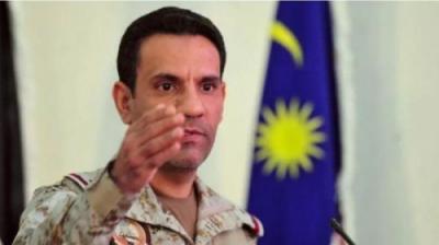 ناطق التحالف :لهذا السبب كثف الحوثيون إطلاق الصواريخ إلى الأراضي السعودية