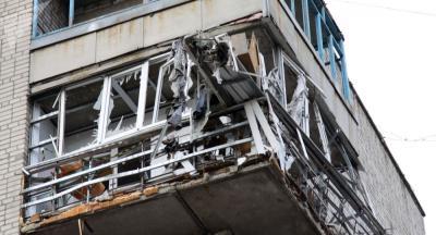بالفيديو... انهيار مبنى سكني في بيروت