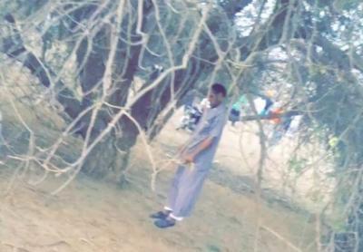 بالفيديو .. العثور على شاب يمني مشنوق في صبيا جنوب السعودية