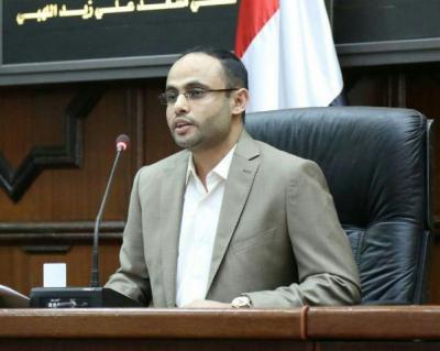 """خليفة """"الصماد"""" يهدد التحالف العربي بـ """"حرب مفتوحة"""""""