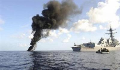 الإمارات تعلن تدمير زورقين لمسلحي الحوثي في البحر الأحمر