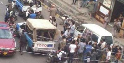 شاهد .. ضبط شبكة دعارة في صنعاء..فيديو