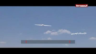 """لأول مرة.. الحوثيون ينشرون (فيديو) لغاراتهم """"الجوية"""" التي استهدفت قوات التحالف بالحديدة..! (شاهد)"""