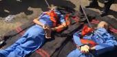 شاهد بالفيديو والصور اعدام 3 اشخاص امام الناس في ميدان التحرير بصنعاء