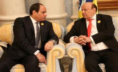 الرئيس المصري يتخذ قرار دبلوماسي غريب بشأن اليمن وصمت حكومي على ذلك