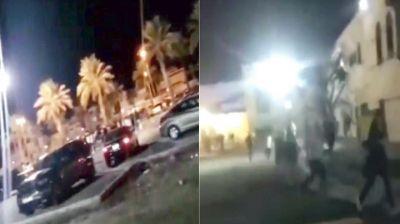 السعودية : تحرش جنسي جماعي في جده والشرطة تتدخل