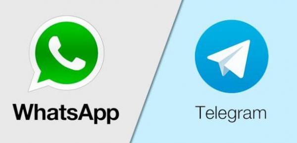 """""""تليجرام""""يطلق تحديثات جديدة ..فهل يحل محل """"واتساب""""؟"""