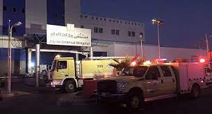 طائرات مفخخة للحوثيين تتسبب في نشوب حريق في جامعة جازان
