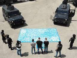 ضبط إحدى أكبر عمليات ترويج للمخدرات في هذا البلد العربي(فيديو)