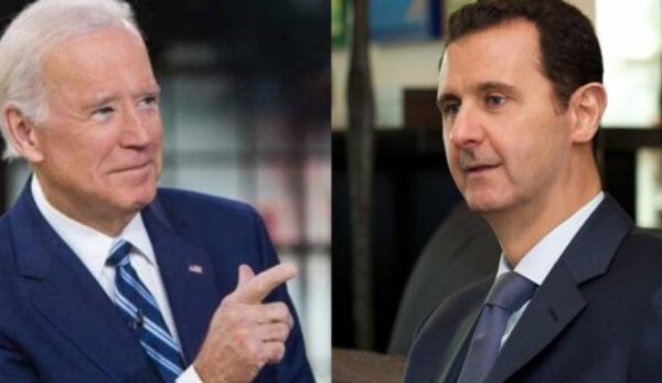 """تجميد ممتلكات وحظر تصدير السلع .. بايدن يمدد """"حالة الطوارئ الوطنية"""" الخاصة بسوريا عاما آخر"""