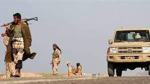 قوات الجيش تتصدى لهجوم حوثي عنيف في جبهة الحبج بمحافظة البيضاء