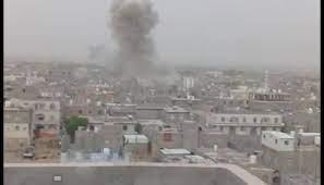 الحوثيون يقصفون حياً سكنياً وسط مأرب بصاروخ باليستي يوقع 7 مصابين