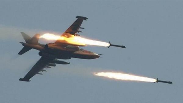 طيران التحالف يستهدف اجتماعاً عسكرياً لقيادات حوثية يؤدي لمقتل العديد منهم في الجوف