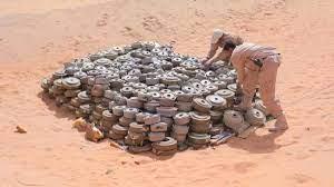 الأمم المتحدة تطالب أطراف النزاع في اليمن بتطهير الحديدة من الألغام